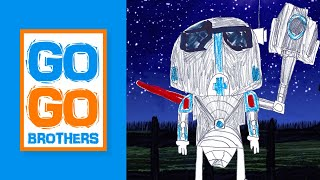 "The Go Go Brothers S1 (Ep 12) ""Trooper"""