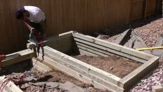 Building A Raised Vegetable Garden Planter Landscape Contractors Thornton