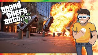 GTA 5 PC Funny Moments With The Crew! Frontin