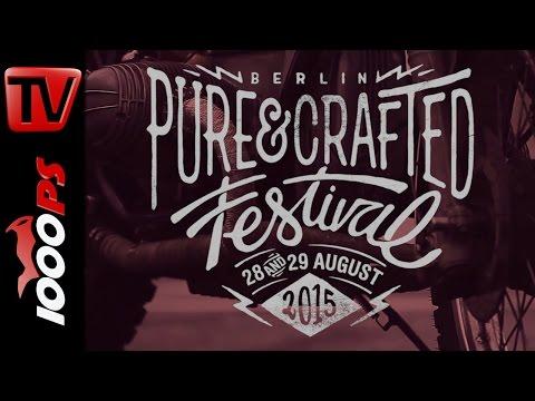 1. Pure & Crafted Festival 2015 Berlin   Das Eventvideo Foto