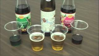 DRAFT 60 second review: Berliner Weisse syrups