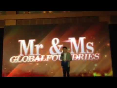 Mr & Ms Globalfoundries Singapore | Dinner & Dance 2015 | Sentosa Resort World