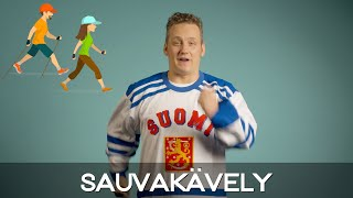 In Finland We Have This Thing Called... Sauvakävely