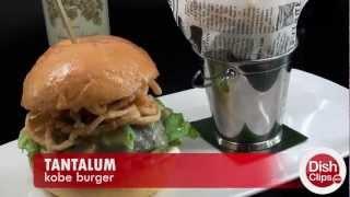 Tantalum - Kobe Burger