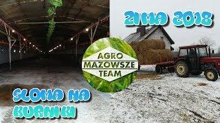 ☆Zima 2018!☆ Słoma na kurniki U-R-S-U-S C-330 & U-R-S-U-S C-360