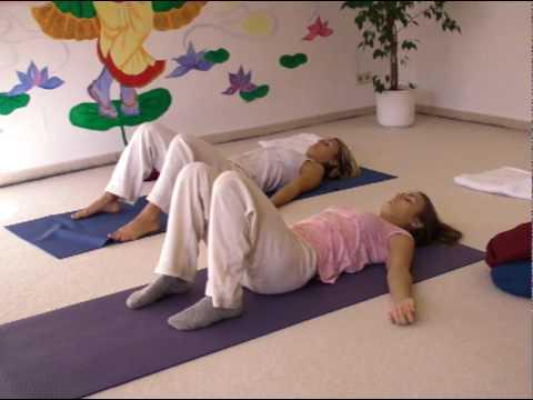 shavasana  yoga relaxation pose variations  youtube
