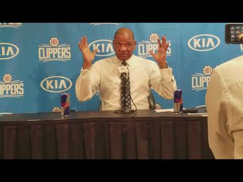 Doc Rivers Speaks Post Game: Bulls at Clippers 2/3/18