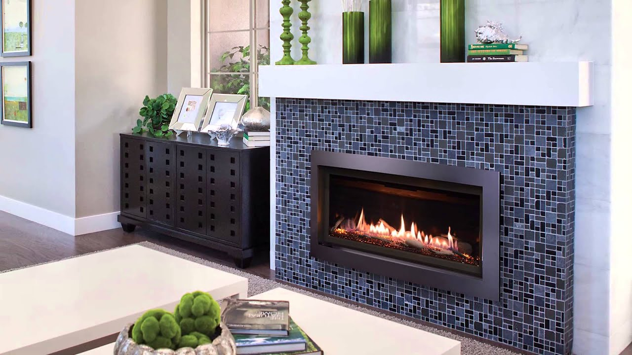kozy heat slayton 42s fireplace youtube