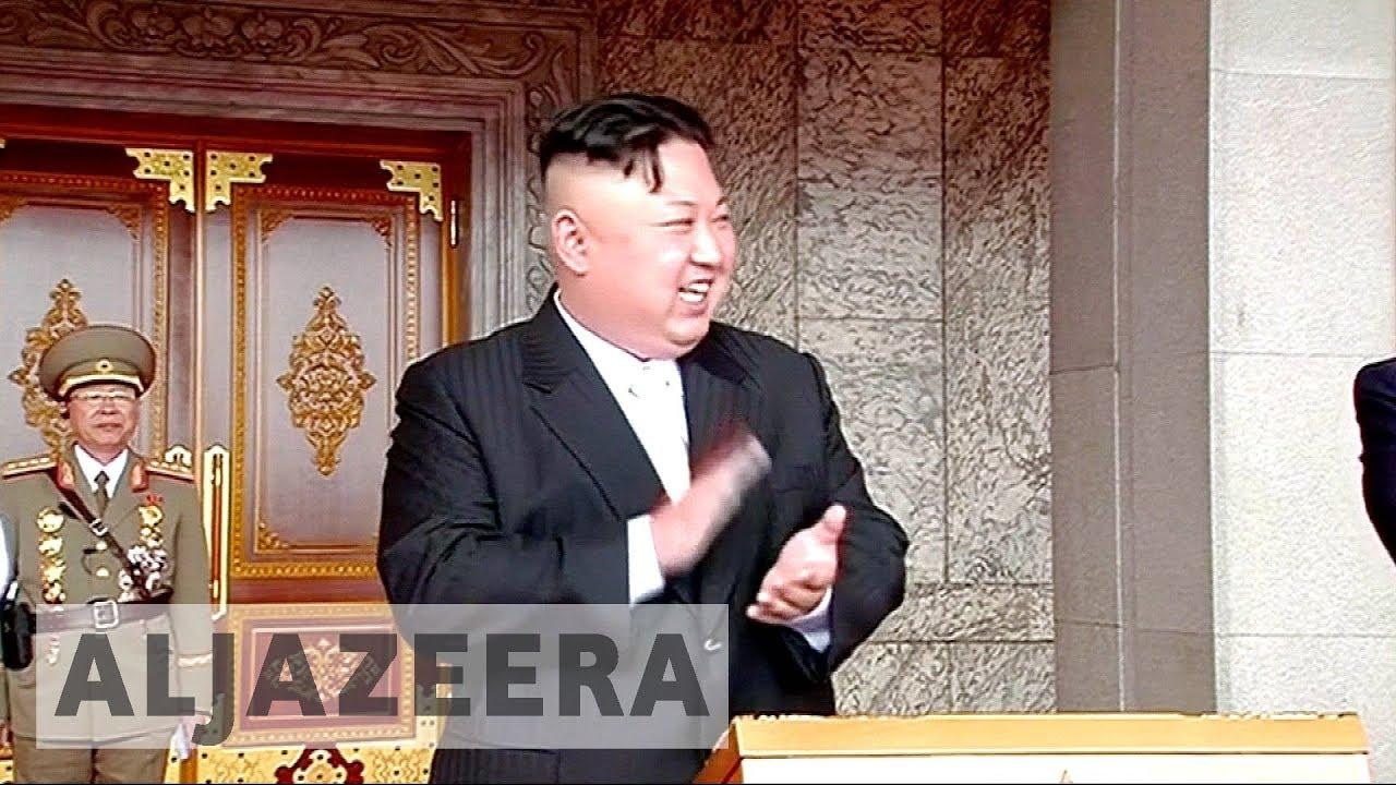 Kim Jong-un calls Donald Trump 'deranged'