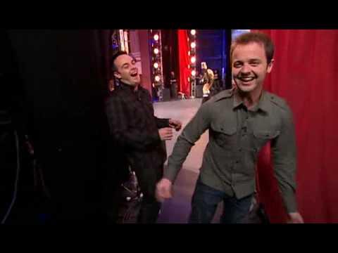 Declan Donnelly Britain's Got Talent 2009