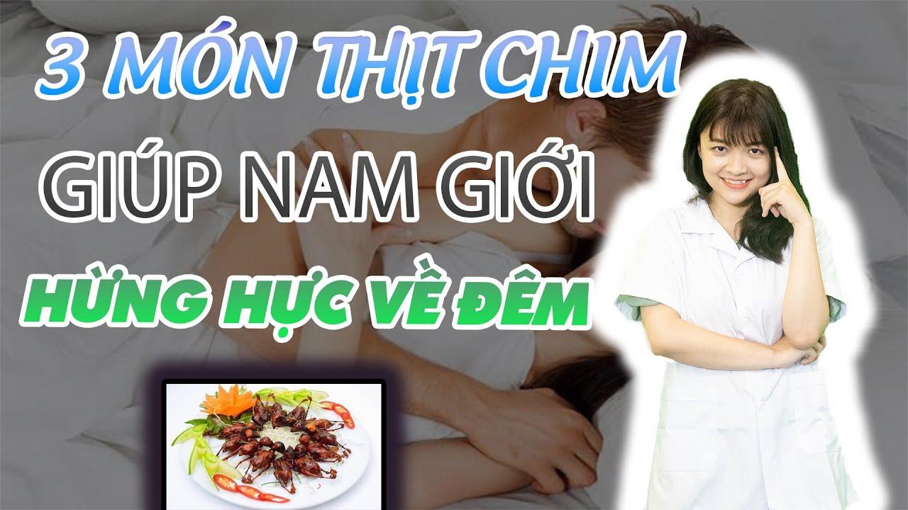 Hướng Dẫn Cách Chế Biến 3 Món Ăn Từ Thịt Chim Cải Thiện Yếu Sinh Lý Nam  |  Thiên Trang Official