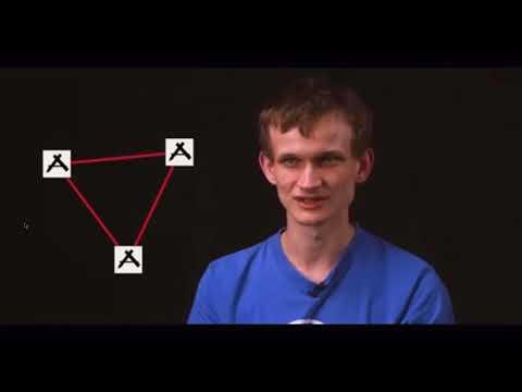Artificial Intelligence and Python -BITCOIN Part 10. Ethereum founder Vitalik Buterin
