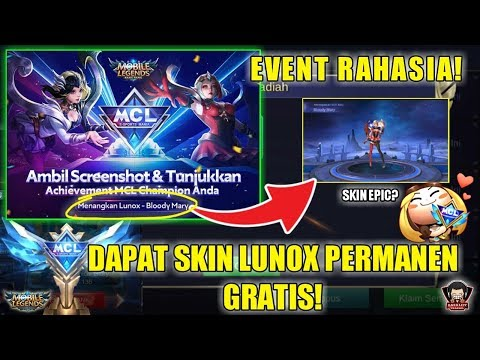mobile legend event mcl - Myhiton