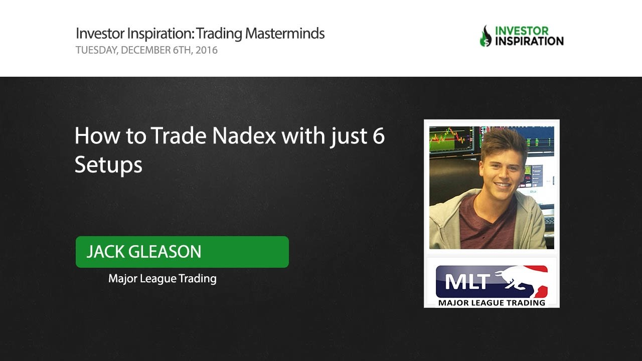 How to trade on nadex