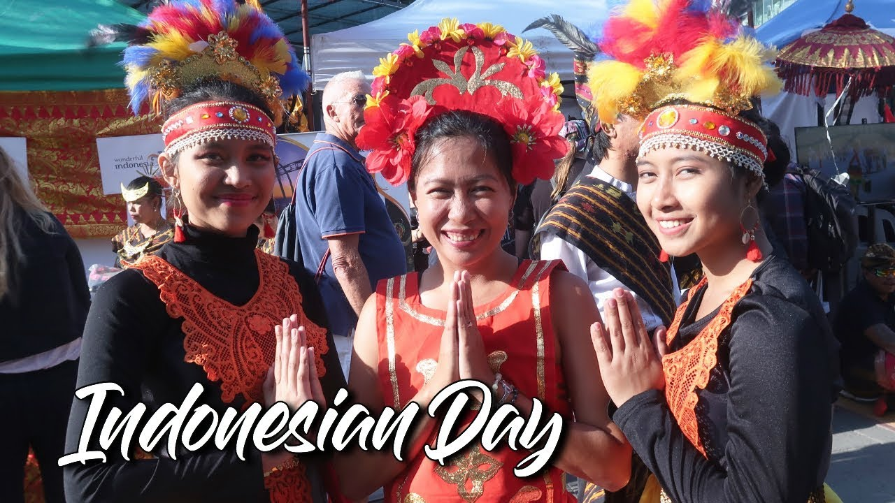 Surfers Paradise Indonesia Cultural Day