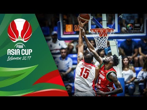 Download Youtube: Highlights from Iran v Lebanon in Slow Motion - Quarter Final - FIBA Asia Cup 2017
