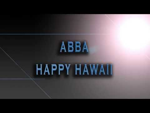 ABBA-Happy Hawaii [HD AUDIO]