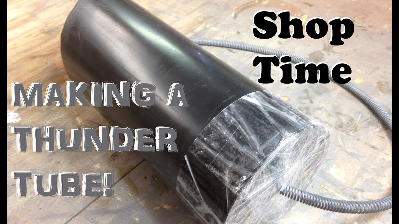 How to make a tube 84