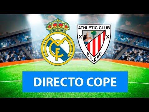 (SOLO AUDIO) Directo del Real Madrid 3-0 Athletic en Tiempo de Juego COPE