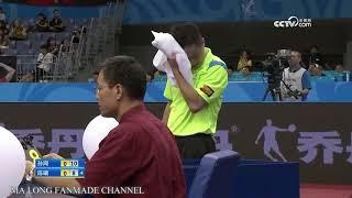 Sun Wen vs Chen Xi | China National Games 2017