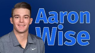 AARON WISE Rotates Like the LEGENDS