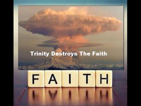 How Trinity Destroys