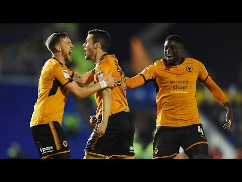 HIGHLIGHTS | Birmingham City 0-1 Wolves