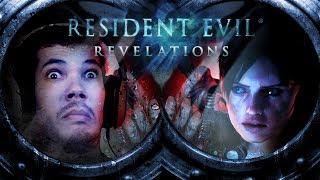 RESIDENT EVIL REVELATIONS #1 - GAMEPLAY EM PORTUGUÊS (Ps4 pro)