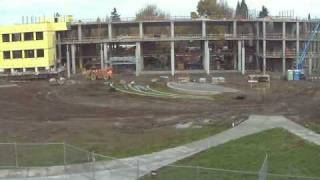 George R. White Library & Learning Center Construction Video
