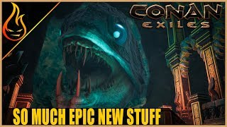 Lates Game News Conan Exiles | The Noob: Official