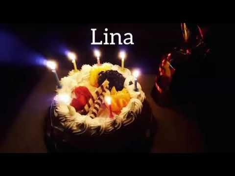 Joyeux anniversaire Lina - Musique