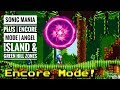 Sonic Mania Plus Encore Mode Angel Island Green Hill Zones Acts 1 2 Encore Is AWESOME mp3