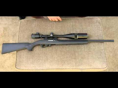 Gun Project Ruger 10 22 Tactical Build