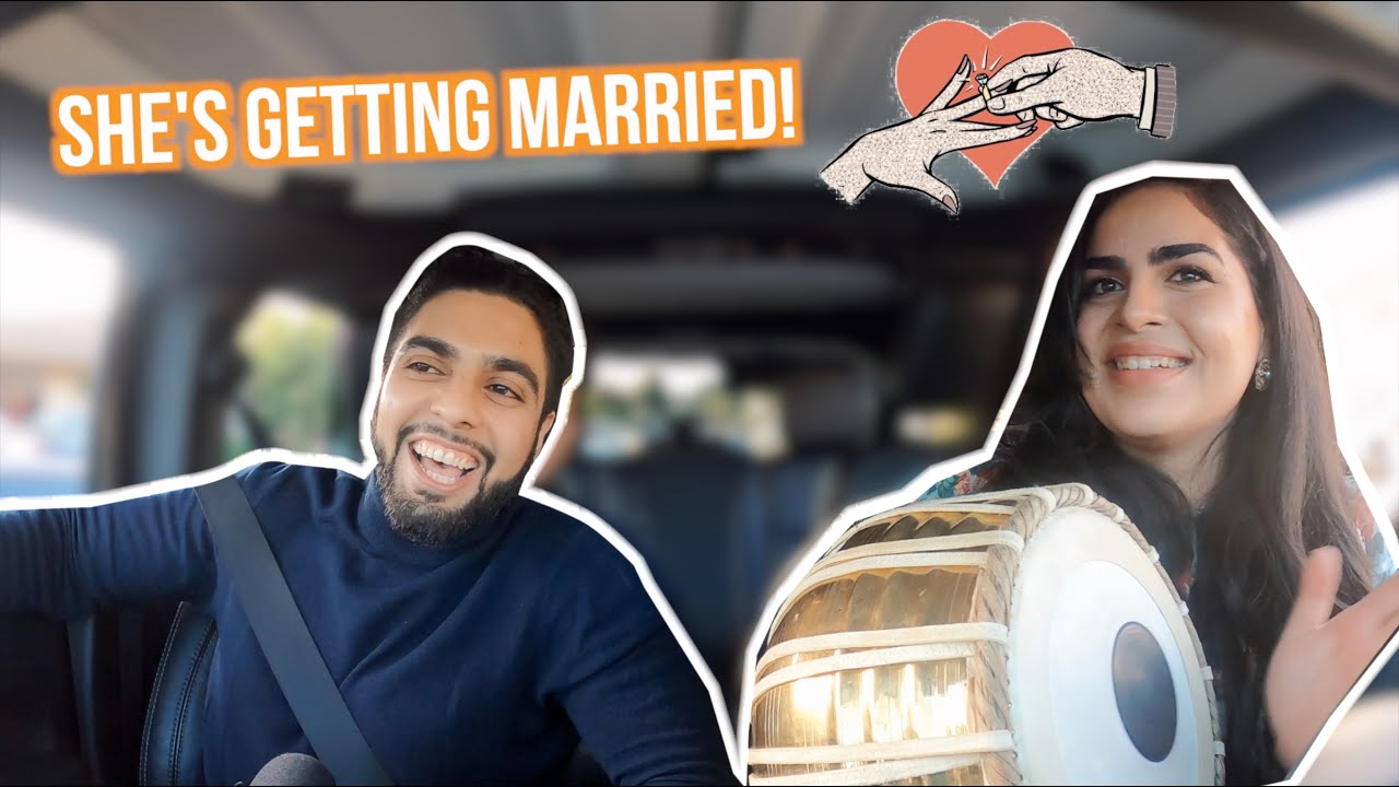 OUR FIRST EVER DRIVE THRU ENGAGEMENT! *So Awkward*