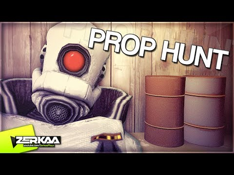 "Prop Hunt | ""IN A WORLD"" 