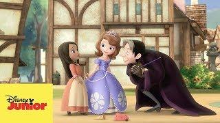 Cédric, Seja Bom I Momentos Mágicos I Princesinha Sofia