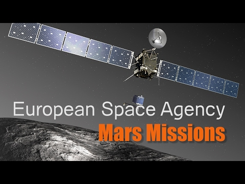 How will the European Space Agency Mars Missions contribube to our Journey to Mars
