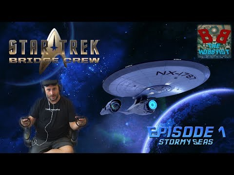 Star Trek Bridge Crew Episode 1 Solo Gameplay Voice Commands
