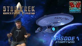 Star Trek Bridge Crew Episode 1 Solo Gameplay Voice Commands