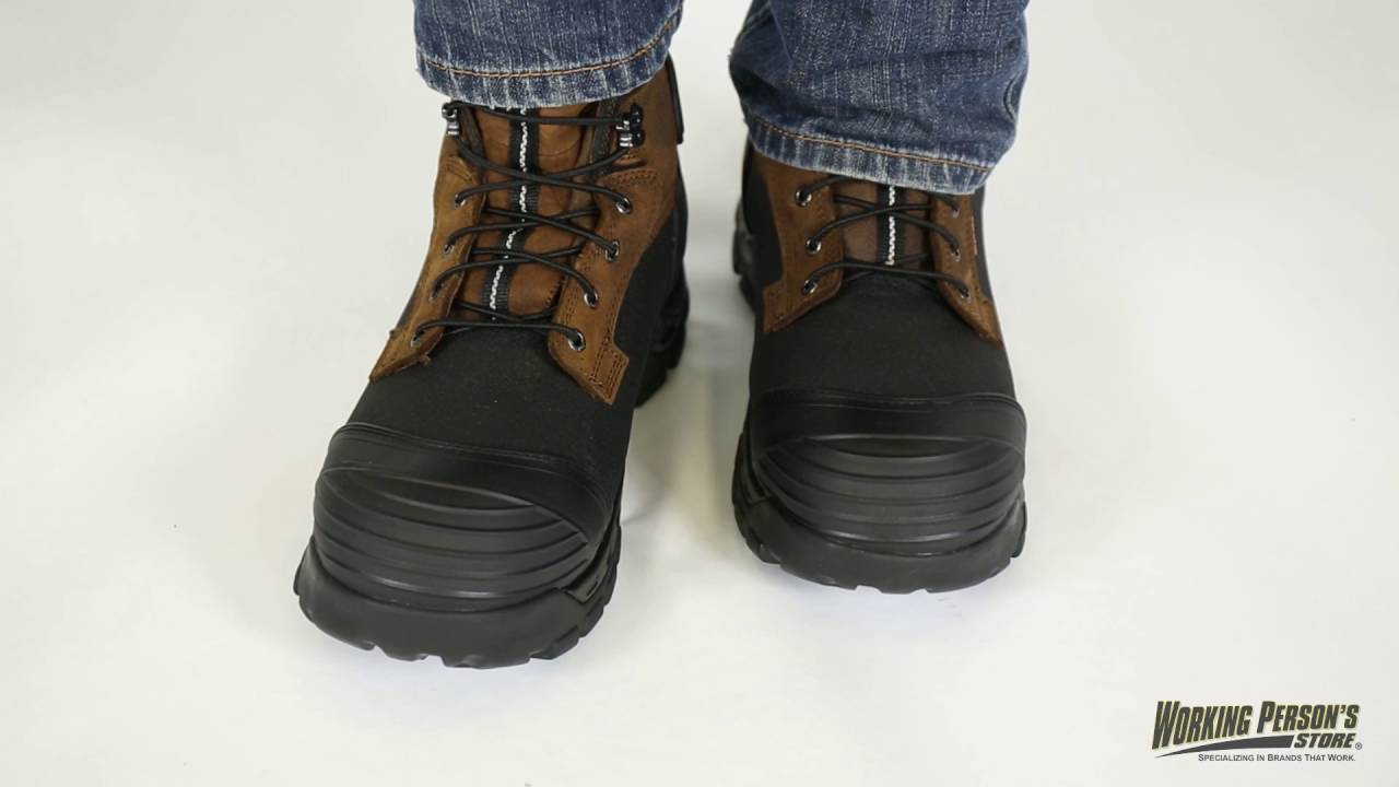be3ef0c8150 Carhartt Boots: Men's Composite Toe Insulated CMC1259 EH Pac Boots