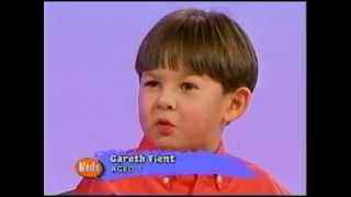 Gareth Fient on Kids Say The Funniest Things - 1999