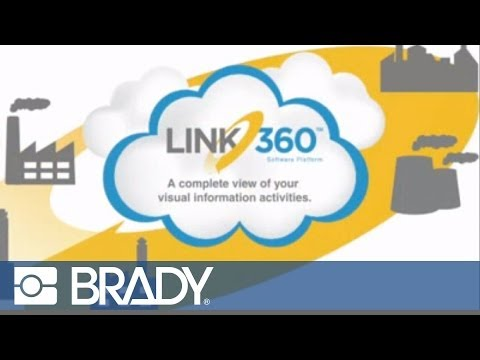 Link360 Safety Compliance Software by Brady - Introductory Video