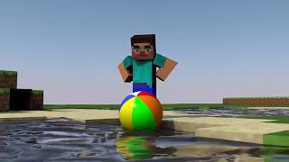 Minecraft Videos TOP 5 Try Not To Laugh or Grin in Minecraft Funniest Minecraft Animations
