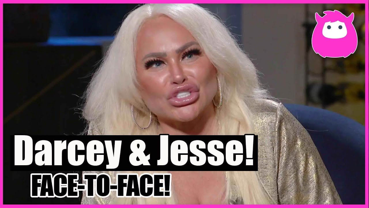 Download Darcey and Jesse come face-to-face on 90 Day: Bares All (Season 2, Episode 5)