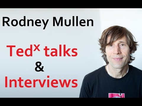 Rodney Mullen TEDx Talks & Interviews (links)
