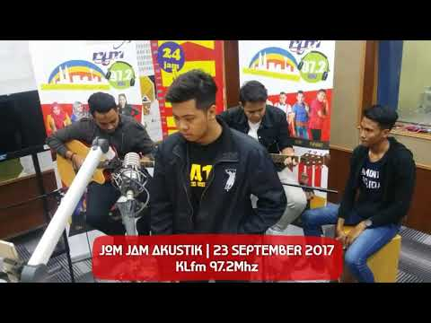Segenggam Rindu - Ezzrin And The Classmates | Jom Jam Akustik | 23 September 2017