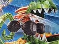 Monster Truck Games - Hot Wheels Monster Jam Dragon Challenge - Monster trucks for Kids
