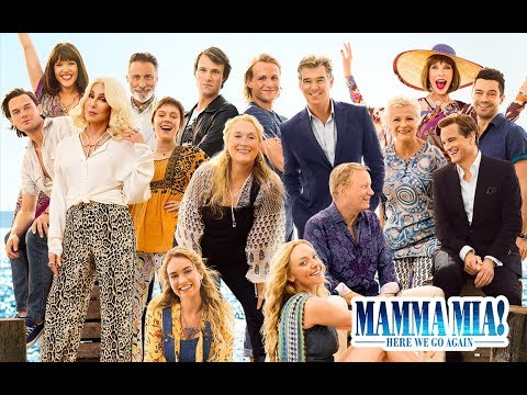 Mamma Mia! Here We Go Again  Final Trailer