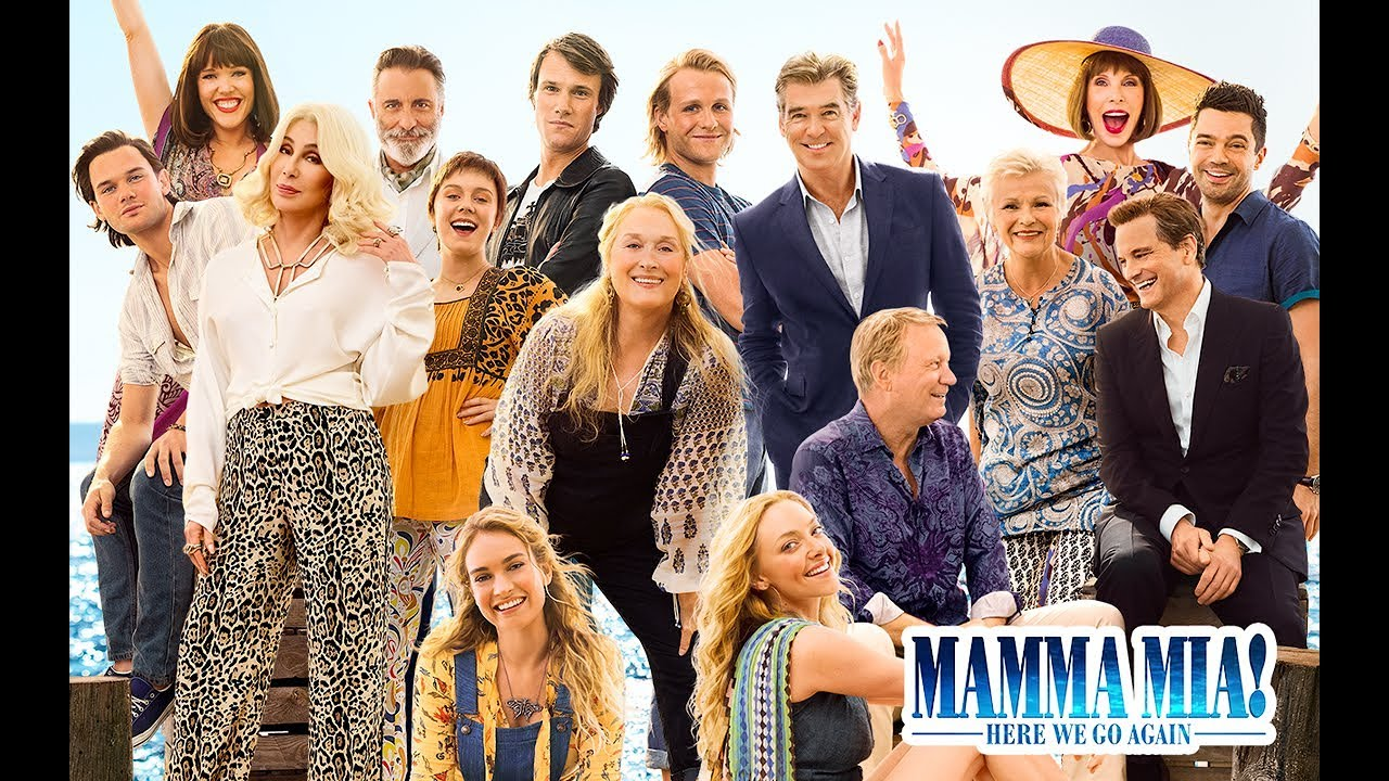 Mamma Mia Here We Go Again Final Trailer Youtube
