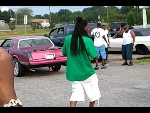 Pastor troy at the carshow